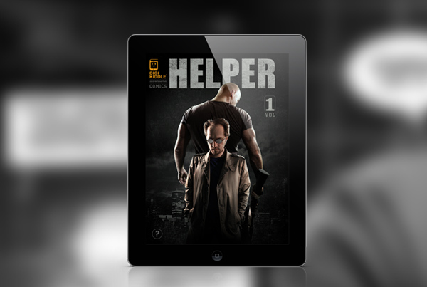 Helper Video Comicbook for iPad